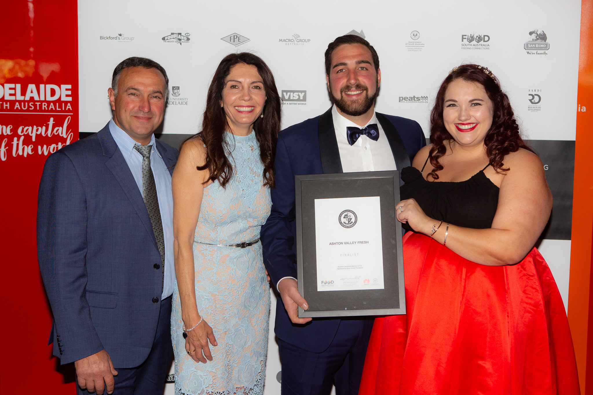 2018 FoodSA Awards dinner. Pic James Knowler / JKTP